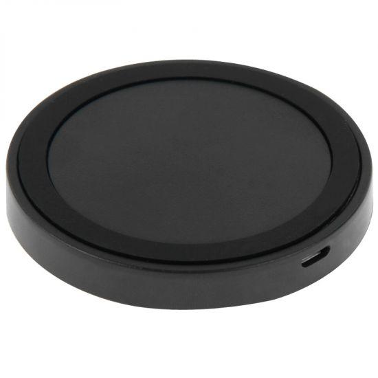 Mobigear Mini - Chargeur sans fil Qi 5W - Noir