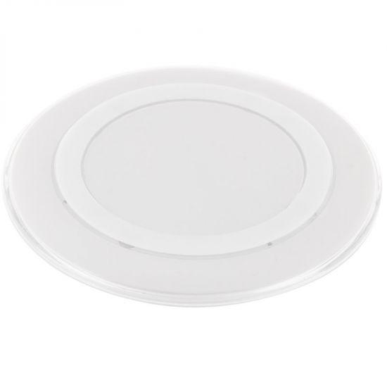 Mobigear Essential - Chargeur sans fil Qi 5W - Blanc