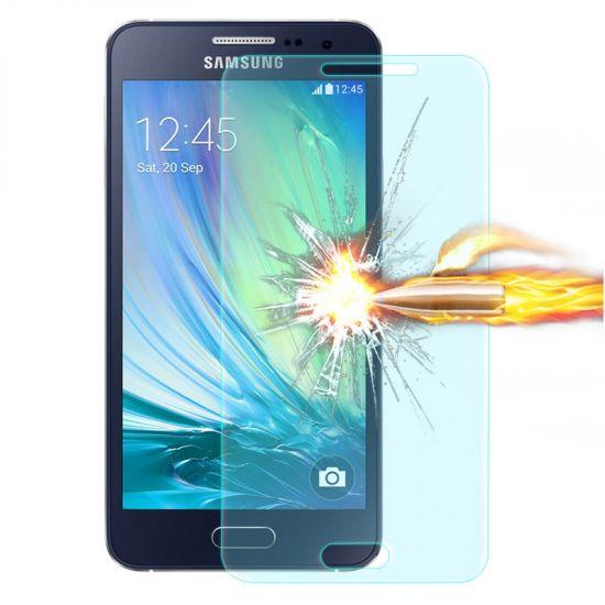 Mobigear - Verre trempé Protection d'écran pour Samsung Galaxy A3