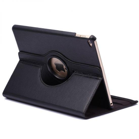 Mobigear 360 Rotating - Etui pour iPad Air 2 (2014) - Noir
