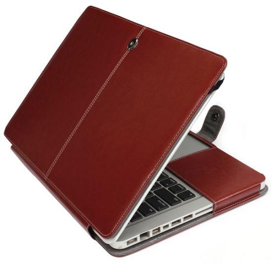 Mobigear Business - Housse pour MacBook Pro 15 pouces - Marron