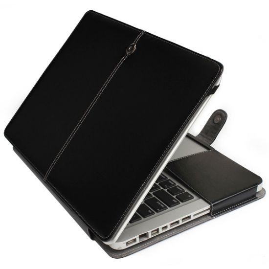 Mobigear Business - Housse pour MacBook Pro 13 pouces - Noir