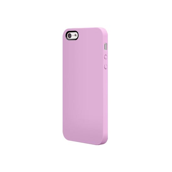 SwitchEasy Nude - Coque arrière en Plastique rigide pour iPhone SE (2016) / 5S / 5 - Lilas
