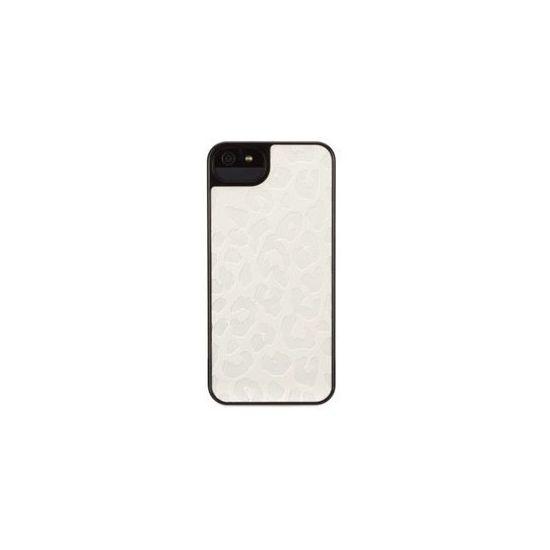 Griffin Moxy Form - Coque arrière en Plastique rigide pour iPhone SE (2016) / 5S / 5 - Noir