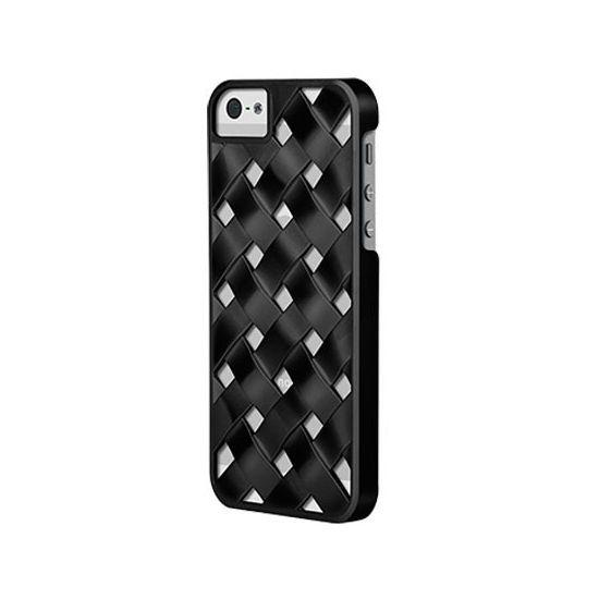 X-Doria Engage Form - Coque arrière en Plastique rigide pour iPhone SE (2016) / 5S / 5 - Noir