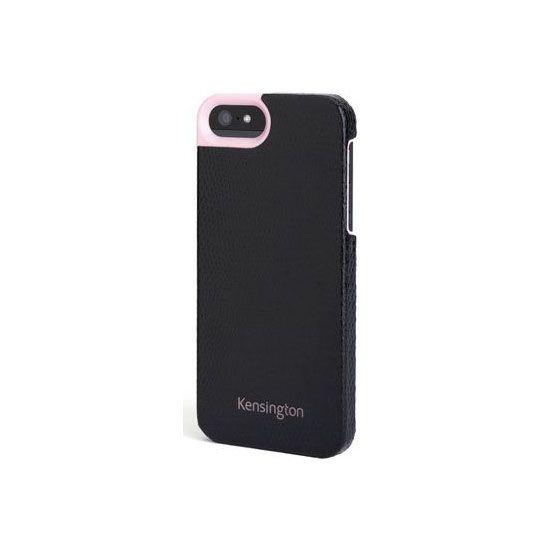 Kensington Vesto - Coque arrière en Plastique rigide pour iPhone SE (2016) / 5S / 5 - Noir
