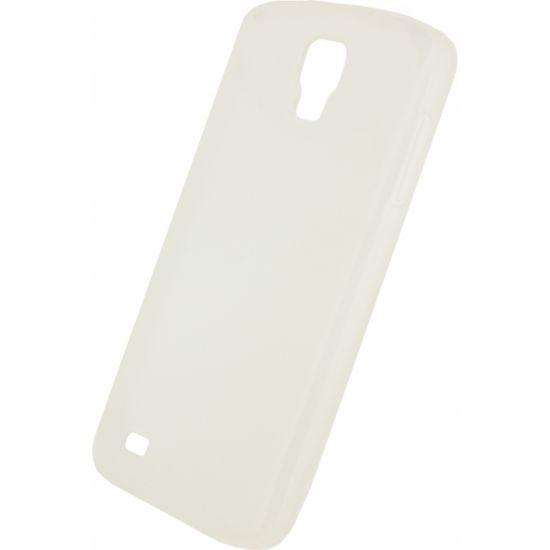 Mobilize Gelly - Coque arrière en TPU pour Samsung Galaxy S4 Active - Blanc