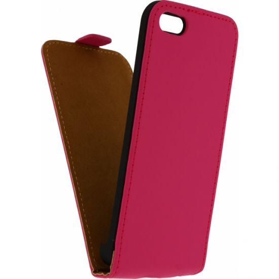 Mobilize Ultra Slim - Etui à clapet pour iPhone 5C - Rose