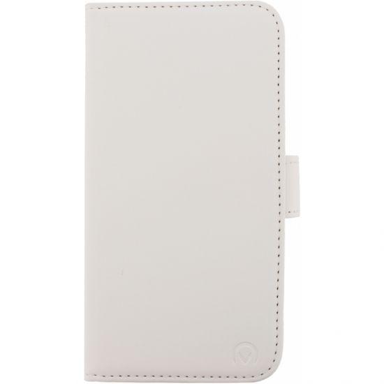 Mobilize Slim Wallet - Etui pour HTC One M8 - Blanc