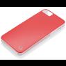Gear4 Pop Glossy - Coque arrière en Plastique rigide pour iPhone SE (2016) / 5S / 5 - Rouge
