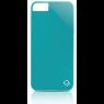 Gear4 Pop Glossy - Coque arrière en Plastique rigide pour iPhone SE (2016) / 5S / 5 - Turquoise