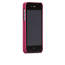 Case Mate Barely There - Coque arrière en Plastique rigide pour iPhone SE (2016) / 5S / 5 - Rose