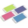 Muvit Colorful - Coque arrière en Plastique rigide pour iPhone SE (2016) / 5S / 5 - Rose