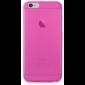 Puro UltraSlim - Coque arrière en TPU pour iPhone 6(s) Plus - Rose