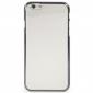 Tucano Elektro Snap - Coque arrière en Plastique rigide pour iPhone 6(s) Plus - Noir