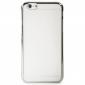 Tucano Elektro Snap - Coque arrière en Plastique rigide pour iPhone 6(s) Plus - Argent